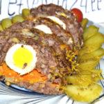 Пиккпойсс с яйцом - рецепт к праздничному столу