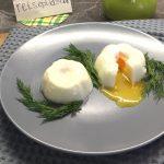 Нежнейшее яйцо пашот в силиконовой форме