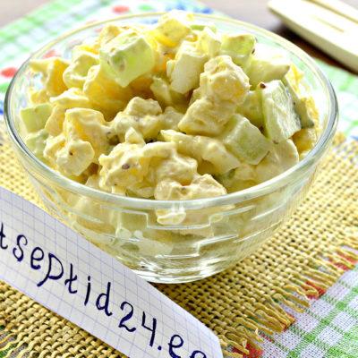 Lihtne kartulisalat – asendamatu roog peolauale